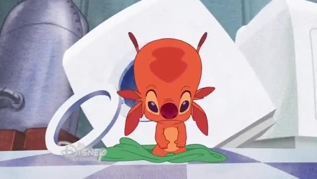 Lilo Amp Stitch The Series Se1 Ep14 Fibber Screen 07 Gif