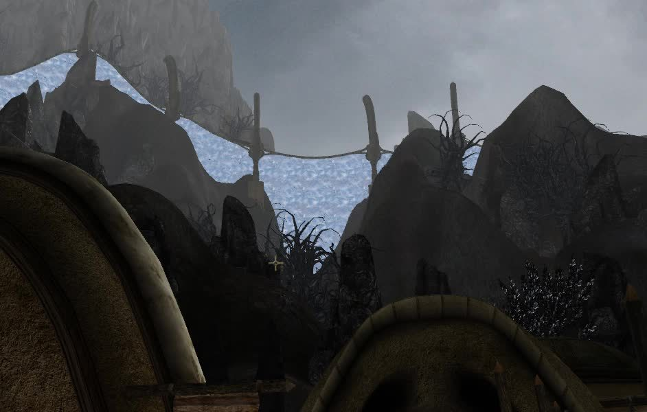 Morrowind, morrowind, Ghostfence and Distant Land (reddit) GIFs