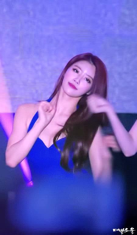 Watch and share 러블리즈 미주 GIFs on Gfycat