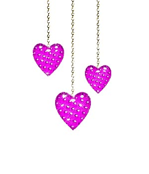 Watch and share Coeur Irena Glitter Gif Deco Image Rose animated stickers on Gfycat