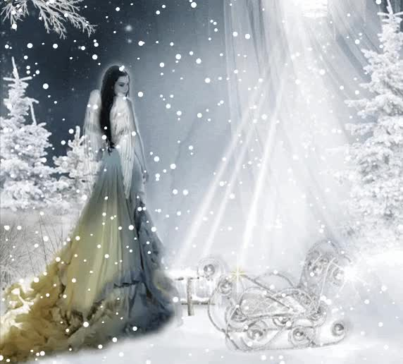 Watch and share Angel Animated GIFs | SNOW ANGEL Photo SNOWANGELANIMATEDBYHEATHERG.gif GIFs on Gfycat