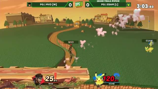 Pikachu Combo