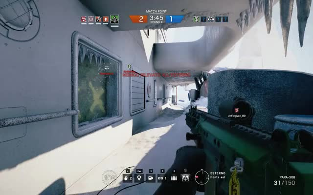 Watch and share Rainbow6 GIFs by katanapuffin on Gfycat