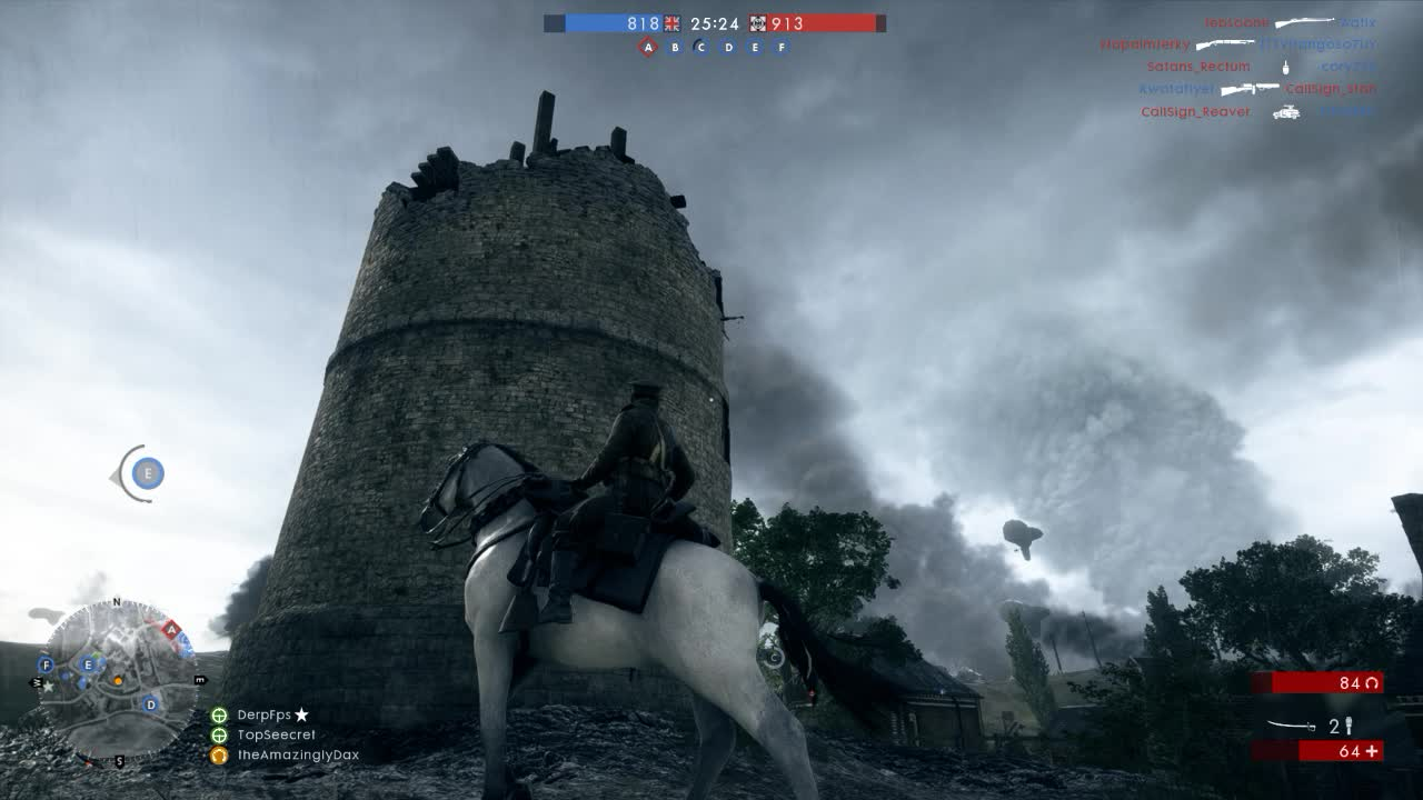 battlefield1, Flush 'em out GIFs