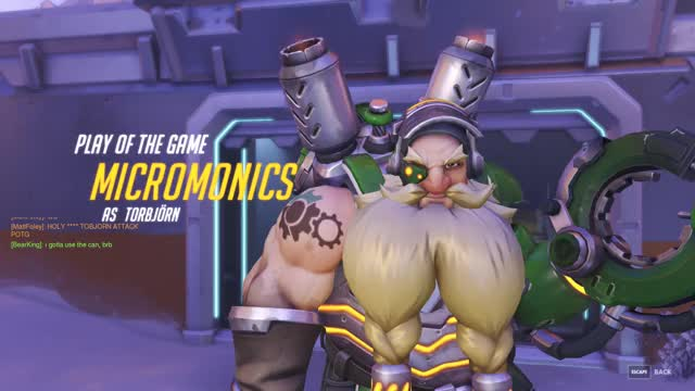 Watch Offensive Torbjorn GIF on Gfycat. Discover more overwatch GIFs on Gfycat