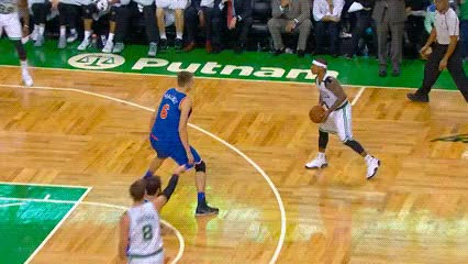 Watch and share Isaiah Thomas, Boston Celtics GIFs by Off-Hand on Gfycat