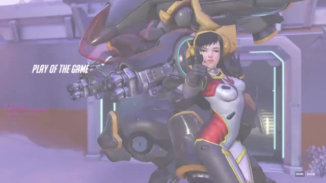 Watch and share Overwatch GIFs by shadowteddie on Gfycat