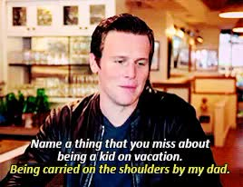 Watch and share Jonathan Groff GIFs and My Gifs GIFs on Gfycat
