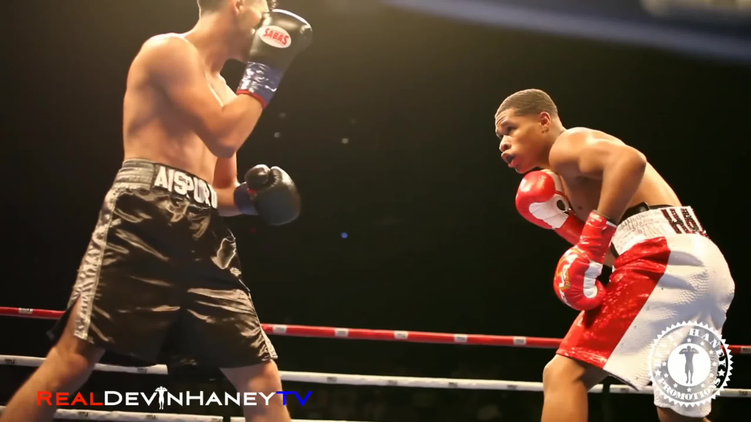 autos & vehicles, boxing, celebs, dontae's boxing nation, floyd mayweather jr, sports, DEVIN HANEY VS ANGEL AISPURO FULL FIGHT. GIFs