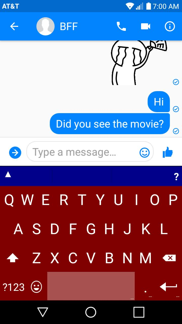 Android, App, Mobile, Productivity, Productivity Keyboard GIFs
