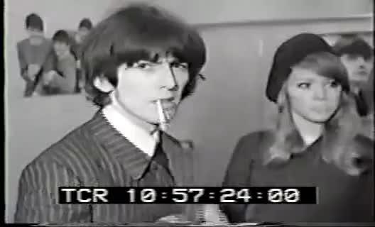George Harrison, Pattie Boyd, George Harrison GIFs