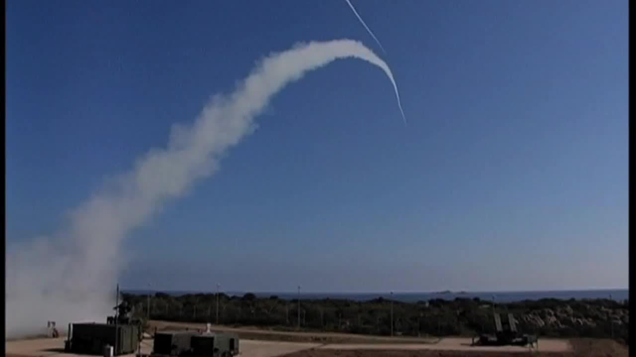 missilegfys, ASPIDE 2000 missile (reddit) GIFs