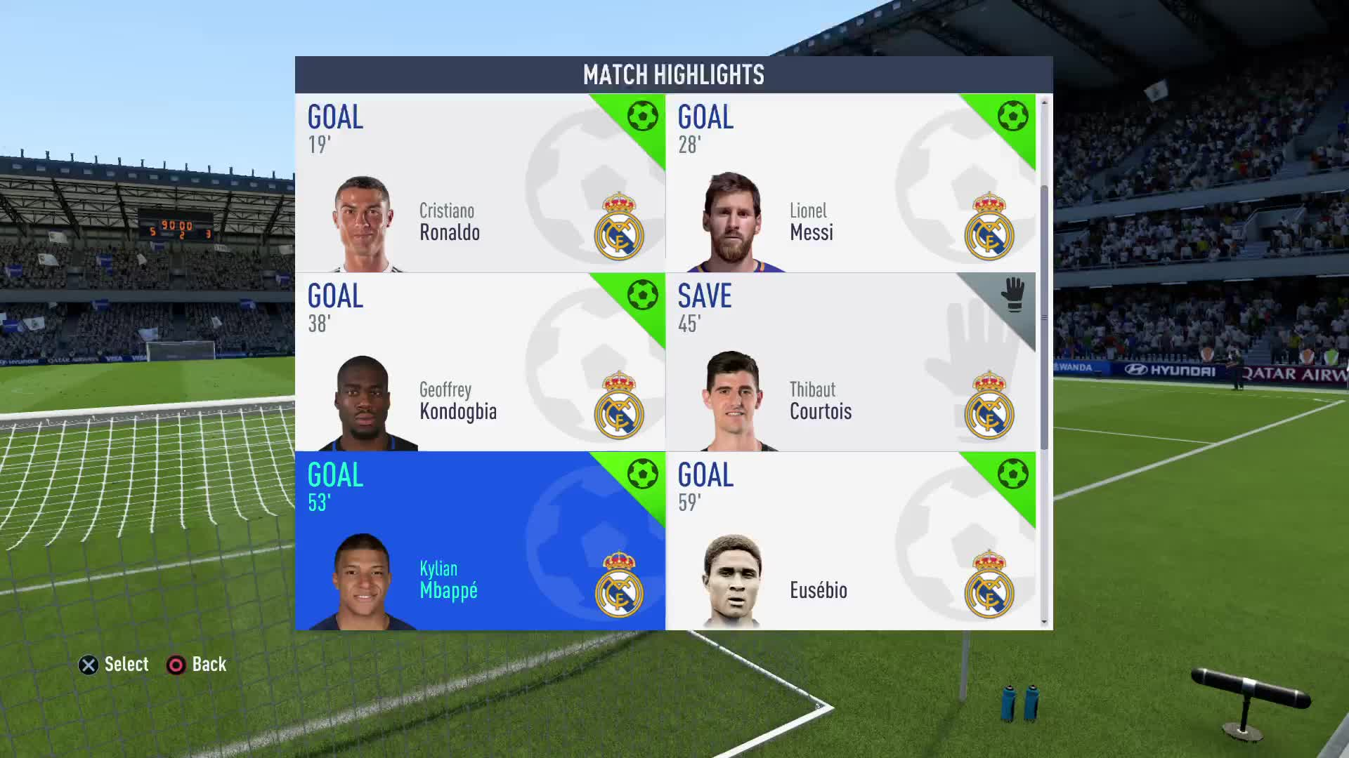 #PS4share, FIFA 19, Gaming, M1nHyoung, PlayStation 4, Sony Interactive Entertainment, 이민형, FIFA 19_20190117025835 GIFs