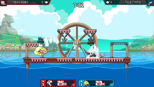 Watch and share Rivals Of Aether GIFs and Fighting Game GIFs by telestatic on Gfycat