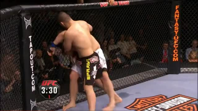 Watch and share Cain Striking Vs Cage GIFs by kevinwilson2332 on Gfycat