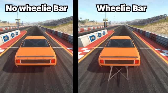 Watch and share Wheelie Bars GIFs by Jmore on Gfycat