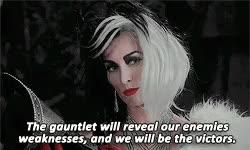 Watch and share Victoria Smurfit GIFs and Cruella De Vil GIFs on Gfycat