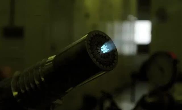 A Closeup Of A Glassblowing Torch GIFs