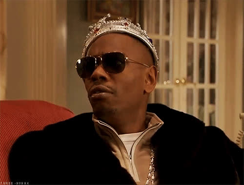 Chapelle Show, money, Chappelle money saved GIFs