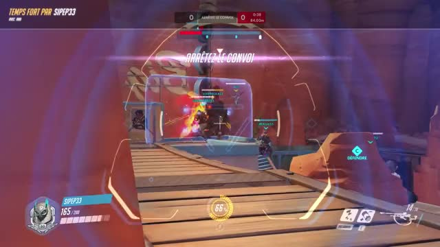 Watch and share Sleep Genji GIFs and Ana Sleep GIFs on Gfycat