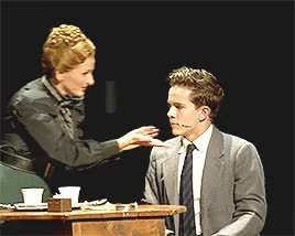 Watch and share 6Austin McKenzie As Melchior Gabor In Deaf West's Spring Awakening GIFs on Gfycat