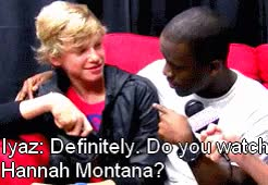 Watch and share Hannah Montana GIFs and Cody Simpson GIFs on Gfycat