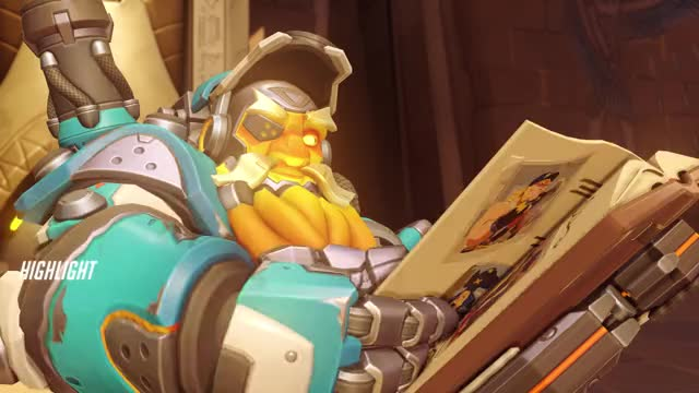 Watch bingo GIF by @gookscanbedeceiving on Gfycat. Discover more highlight, overwatch, torbjorn GIFs on Gfycat