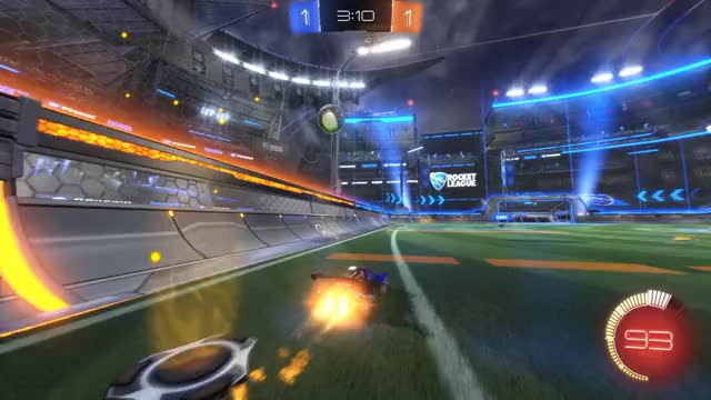 Watch Goal 3: Laggy GIF by Gif Your Game (@gifyourgame) on Gfycat. Discover more Gif Your Game, GifYourGame, Goal, Laggy, Rocket League, RocketLeague GIFs on Gfycat