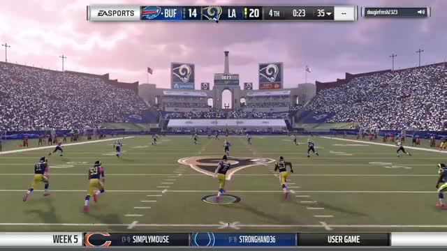 Watch Not A Big Deal playing Madden NFL 17 GIF on Gfycat. Discover more related GIFs on Gfycat