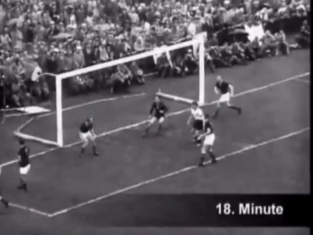 Watch 1954 FIFA World Cup Final GIF on Gfycat. Discover more 1954, 2-3, Associatation Football, FIFA World Cup, Final, Football, Hungary, Three, Two, West Germany GIFs on Gfycat