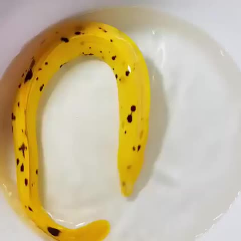 Watch and share The Swimming Banana GIFs by chtat12 on Gfycat
