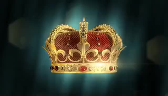 Watch and share Golden Crown. Motion Graphics Footage On Videohive.net GIFs on Gfycat