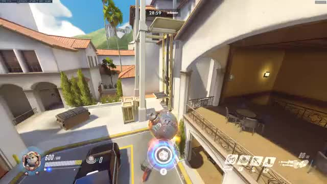 Watch and share Overwatch GIFs by krytine on Gfycat