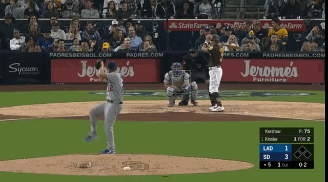 Watch and share Los Angeles Dodgers GIFs and San Diego Padres GIFs by natewattpl on Gfycat