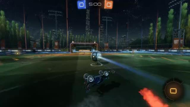 Goal 1: ›Gosu‹ | Steppenrauf