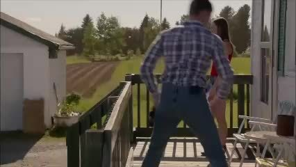 Letterkenny, Chair Throw GIFs