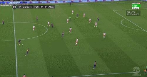 d10s, Goal #33 - Almeria GIFs