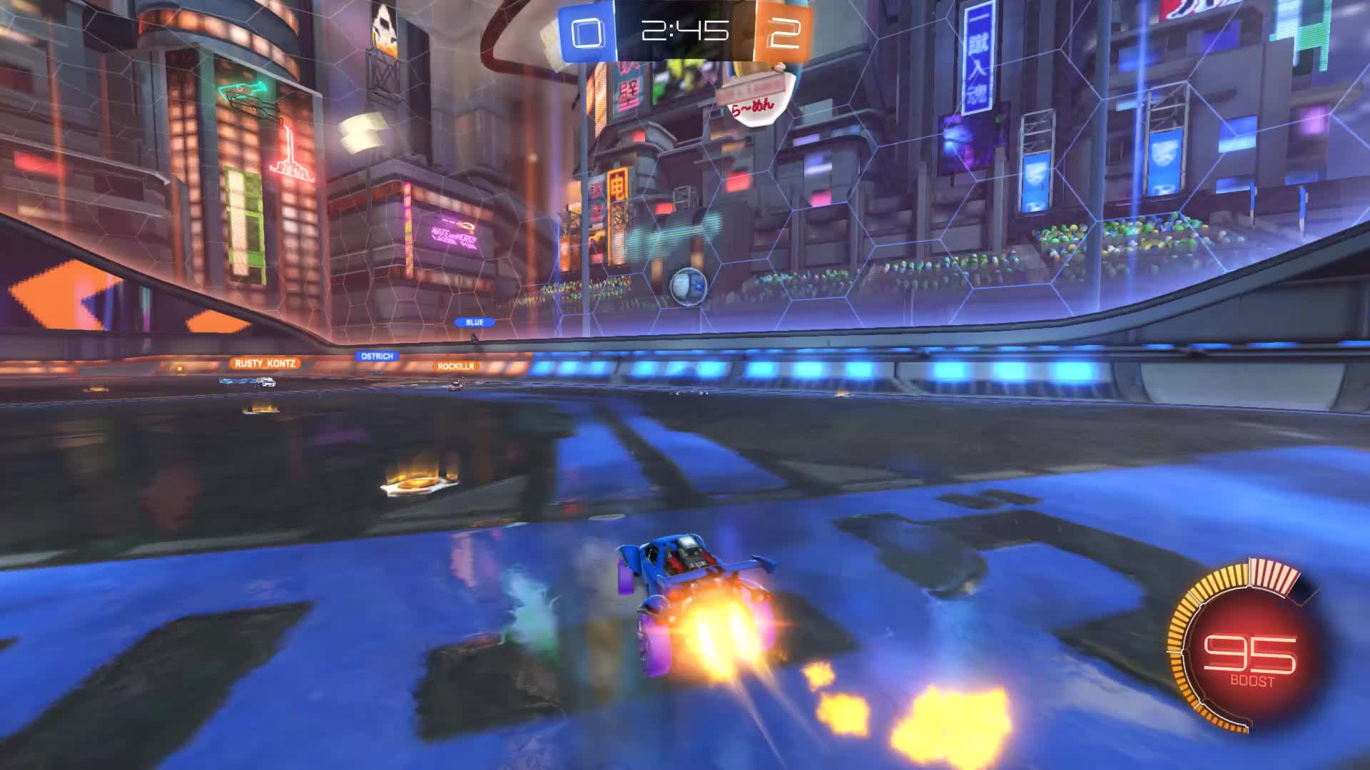 Gif Your Game, GifYourGame, Rocket League, RocketLeague, VEX Nexus, Goal 3: VEX Nexus GIFs