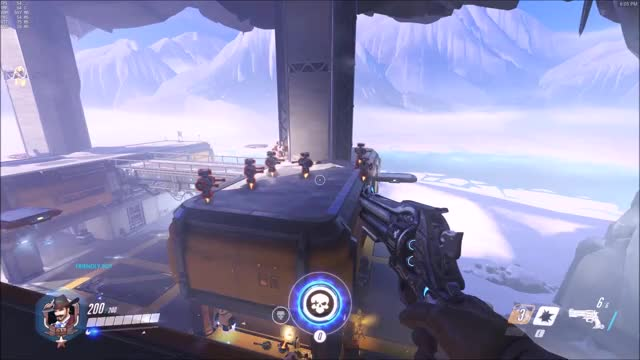 Watch and share Overwatch GIFs by pineapplesquish on Gfycat