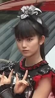 Watch and share Babymetal GIFs by Tanksenior on Gfycat