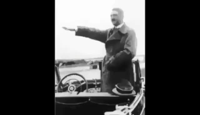 Watch and share Hitler Macarena GIFs on Gfycat