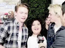 Watch and share I Love Them So Much GIFs and Raini Rodriguez GIFs on Gfycat