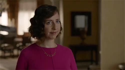 Watch and share Kristen Schaal GIFs on Gfycat