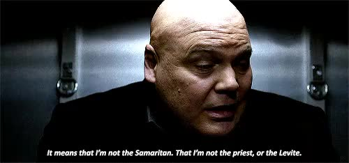 Watch and share Daredevil Spoilers GIFs and Vincent D'onofrio GIFs on Gfycat