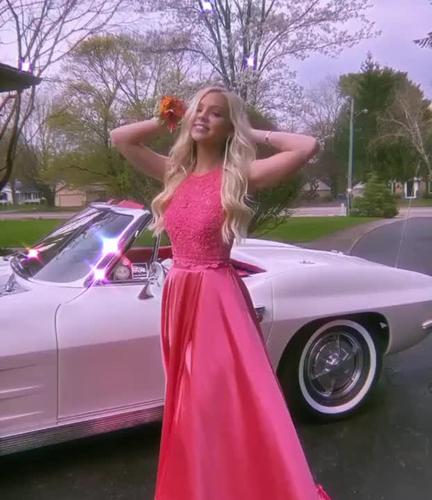 Watch and share Prom Dress Vid 2 GIFs on Gfycat