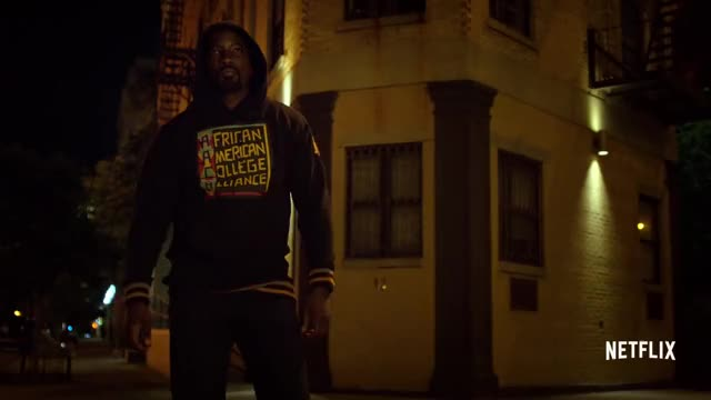 Watch this luke cage GIF on Gfycat. Discover more Netflix, Netflix Original Series, Netflix Series, Trailer, documentary, luke cage, mike colter, movies, movies online, netflix, netflix original series, netflix series, streaming, television, television online, trailer GIFs on Gfycat