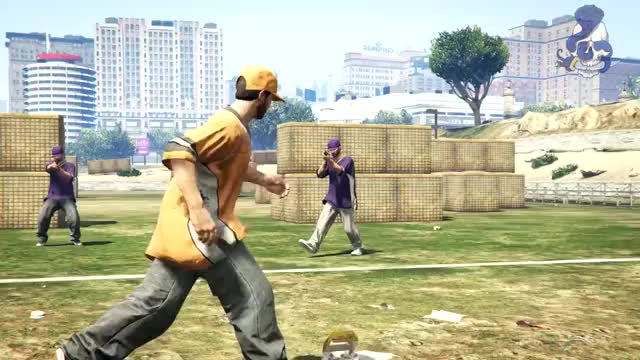 Watch and share Rebl GIFs and Gta GIFs by MuzTube on Gfycat