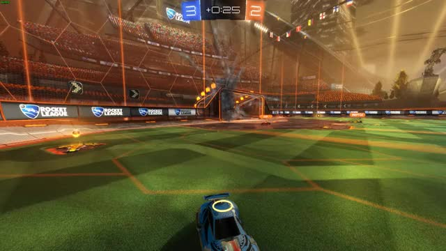 Watch and share Overtime Goal GIFs and Rocket League GIFs by Bryce Steadman on Gfycat