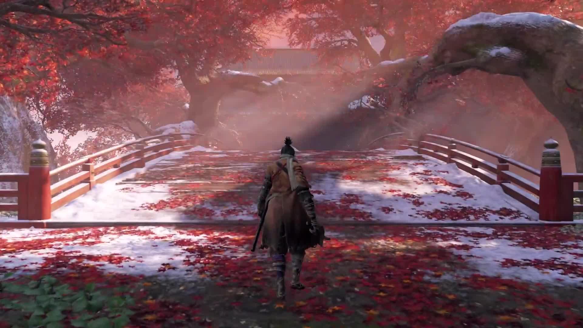Sekiro: Shadows Die Twice wallpaper ile ilgili görsel sonucu