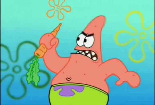 Watch and share Spongebob Squarepants GIFs and Carrot GIFs on Gfycat